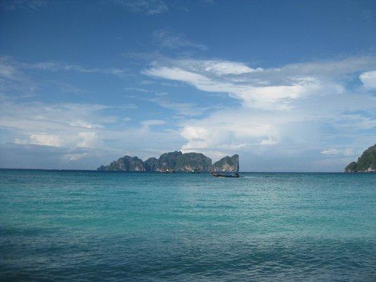 Phi Phi Paradise Pearl Resort: Paradise Pearl beach