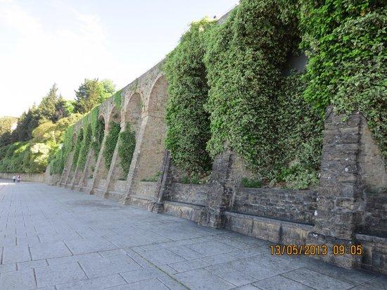 Hotel Histrion: Ein Teil des Promenadenweges nach Piran