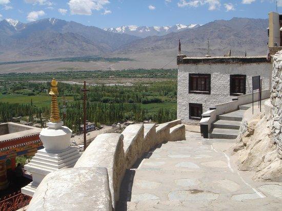Bijoo Hotel: View on Ladakh