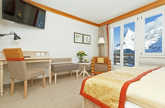 Hotel Eiger: Superior double room