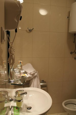 Villa Elizabeta: Bath