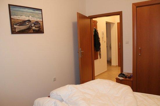 Villa Elizabeta: From bedroom