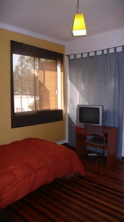 Ventana Sur Hostel: Delphi Single room