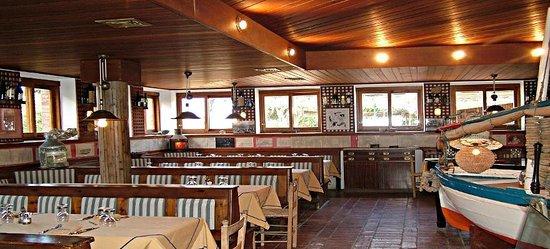 """Pioppi, Ιταλία: Restaurant """"Il Grigliaro"""""""