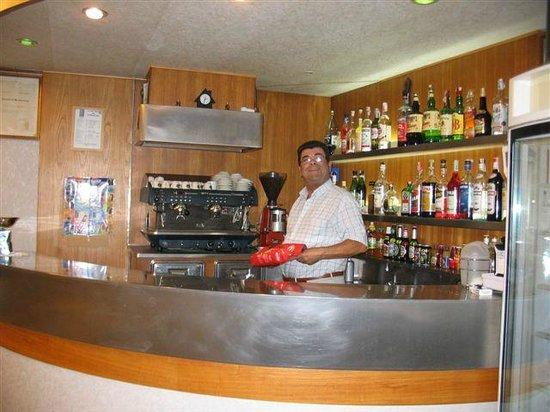 Hotel Arno : Franco al Bar