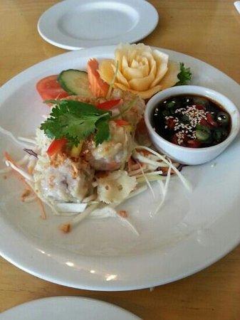 I love thai