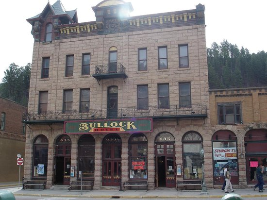 Bullock Hotel: Teddy Roosevelt stayed here