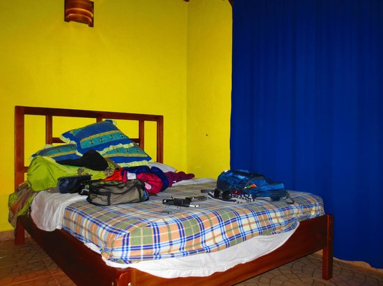 Erupciones Inn Bed & Breakfast: The room