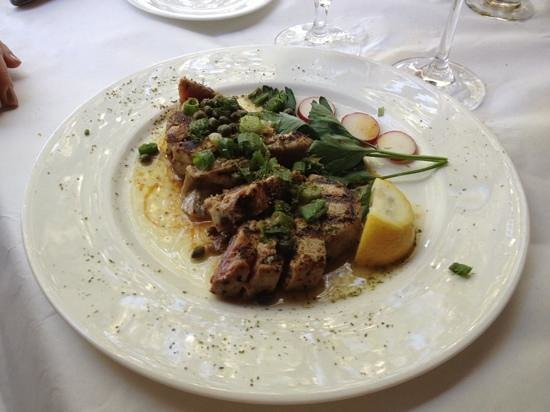 Sea Grill : Tuna