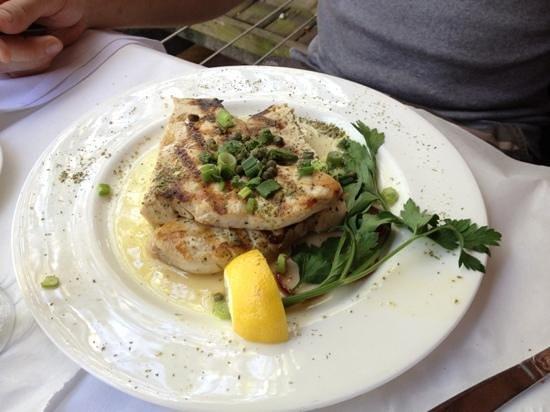 Sea Grill : Swordfish