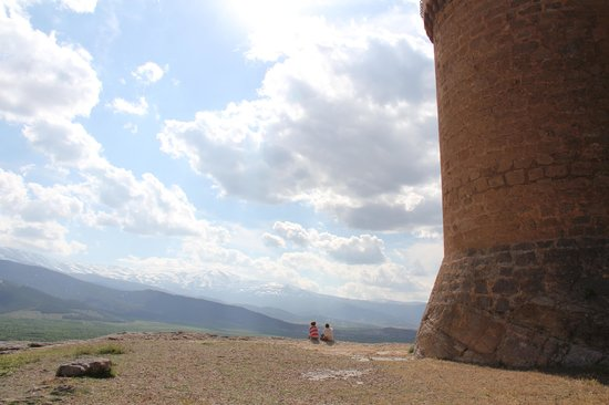 La Calahorra, Spain: Hors du temps