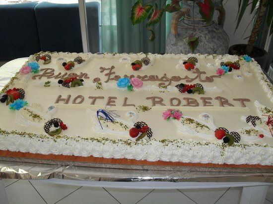 Hotel Robert: BUFFET