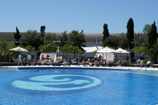 Grand Palladium Palace Ibiza Resort & Spa: Pool