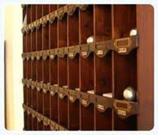 Hotel Carabela: Recepción