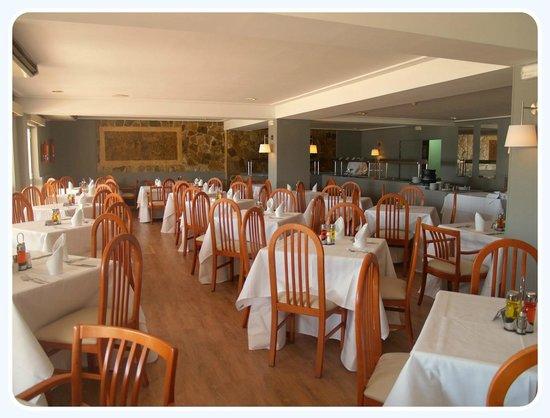 Hotel Carabela: Comedor
