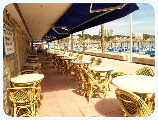 Hotel Carabela: Bar Playa - Cocktails y Snack Bar