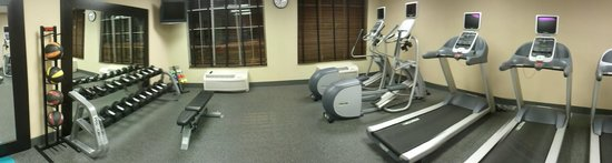Homewood Suites Minneapolis - New Brighton: Fitness Center