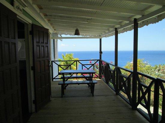 Itassi Cottages: View