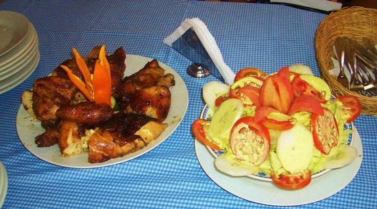 Piscopollo Restaurant : EL PISCO POLLO EN GOURMET STYLE