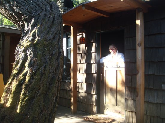 Manka's Inverness Lodge: Relaxing in the Redwoods