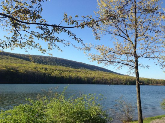 Rocky Gap Casino Resort: From the Lakeside restaurant