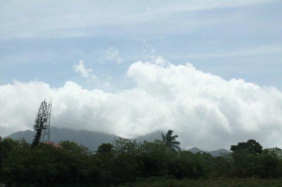 Arrondissement of Saint-Pierre, Martinique: pitons du carbet embrumés