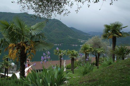 Parco San Marco Lifestyle Beach Resort : le lac