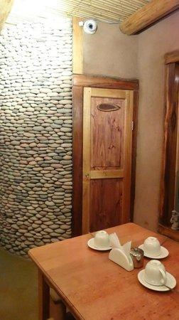 Hotel Dunas: salle à manger