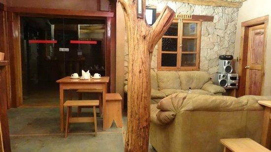 Hotel Dunas: salle à manger/lobby