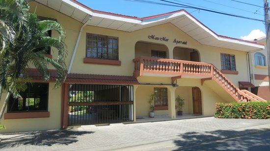 Mau Mar Hotel: facade