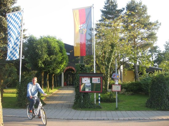 Richstein's Posthotel: Renting bikes at the hotel