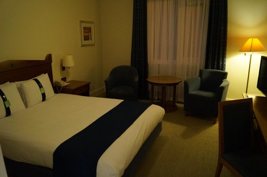 Holiday Inn Leeds Brighouse: My room