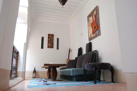 Salon Riad Ivissa