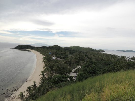 Mana Island Resort: Island from View point