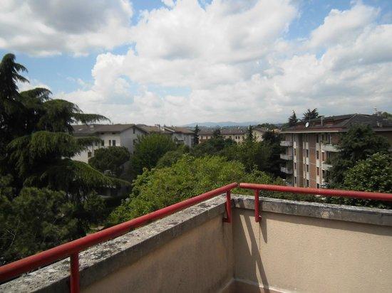 B&B Villa Lattes : panorama dal terrazzo