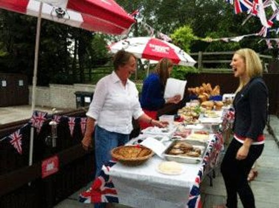 The Rose and Crown Restaurant: The Annual Food Festival