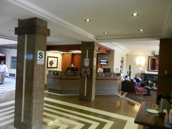 Casa Andina Classic - Miraflores San Antonio: lobby