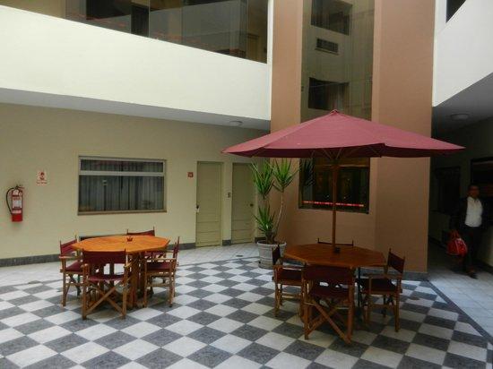 Casa Andina Classic Miraflores San Antonio: areas del hotel