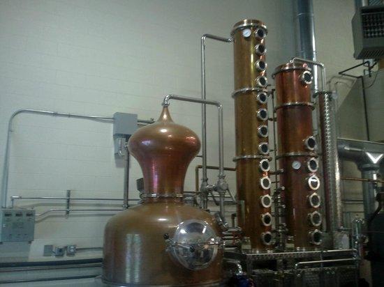 Ryan & Wood Distilleries: Beautiful Copper