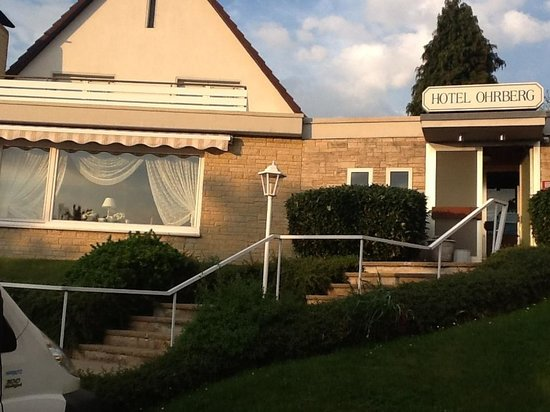 Hotel Ohrberg: Fachada
