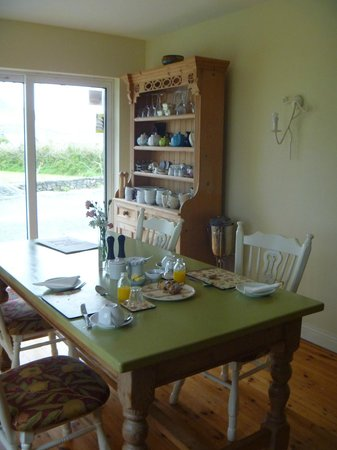 An Riasc Bed and Breakfast: Diningroom