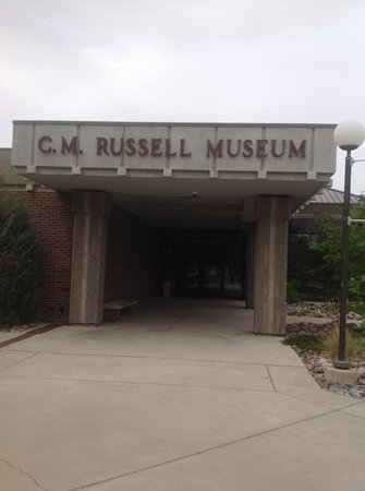 C.M. Russell Museum Photo