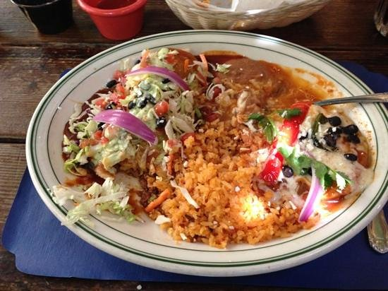 Martha's Old Mexico: Great food. very flavorful