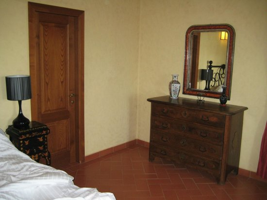 Borgo di Casagrande: our bedroom