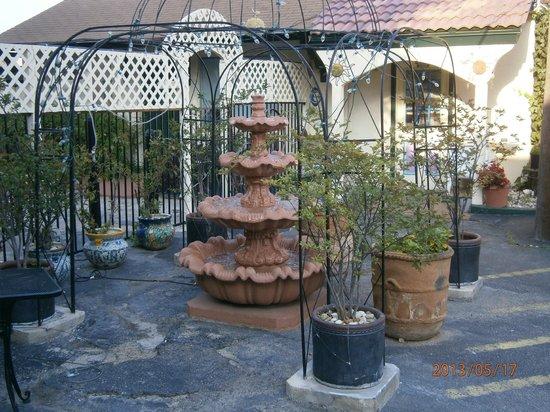 Austin Motel: Garden