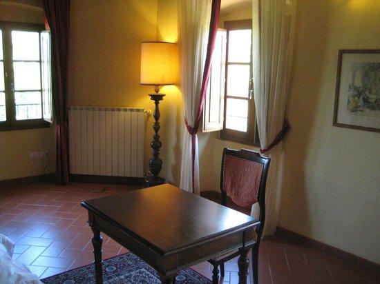 Borgo di Casagrande: bedroom