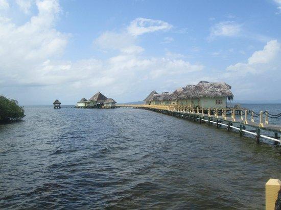 Punta Caracol Acqua Lodge : Punta Caracol Aqua Lodge