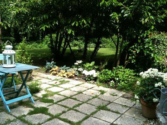 le jardin aux epilobes b b dampierre en yvelines france