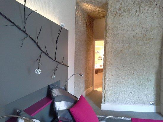 Les Hautes Roches: habitacion troglodita