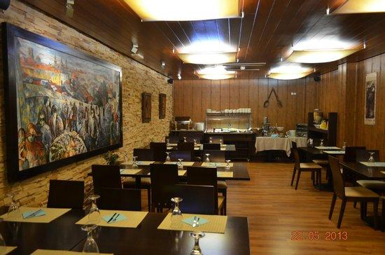 Hotel Bonaval: Restaurant